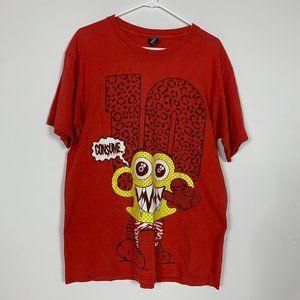 "10DEEP ""Consume"" Short Sleeve Graphic Tee Shirt"